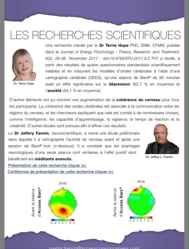 Étude scientifique